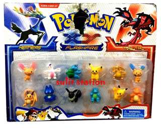 POKEMON go TOY FIGURES