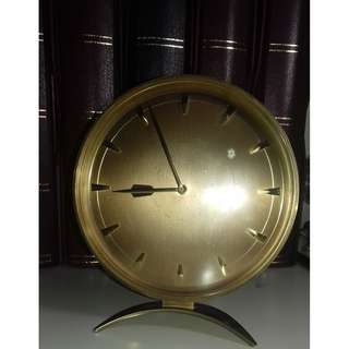 Junghan Meister Art Deco Table Clock Fully Working