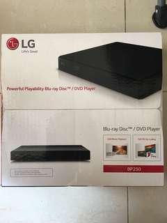 LG BP250 藍光碟機
