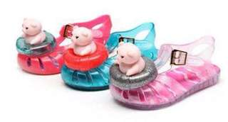 Mini Melissa Swimming Pigs