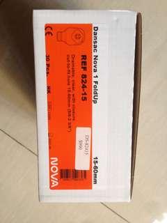 造口袋30個(全新)NOVA 1 15-60mm REF 824-15