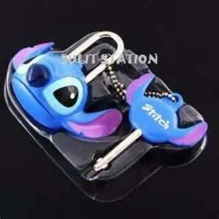 LILO STITCH 3d PADLOCK with KEY