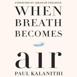 When breath becomes air ebook