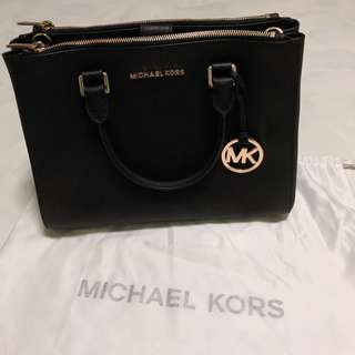 Authentic Michael Kors Medium Sutton