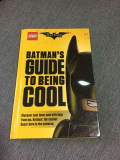 Batman's Guide to Being Cool