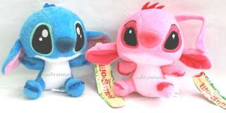 LILO STITCH & ANGEL STUFF PLUSH DOLL TOYS