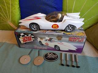 Speed Racer Mach 5 Playset