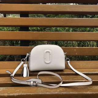 Marc Jacobs camera shutter bag - white