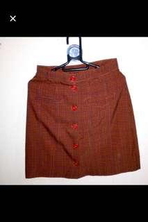 Short Square Skirt