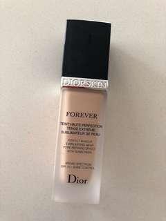 Dior Diorskin 014 Foundation