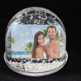 Photo Snowglobe
