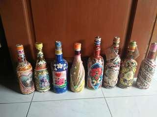 Bottle Mosaic😍