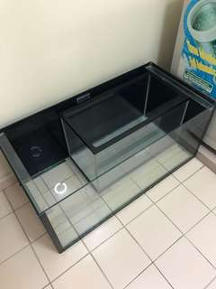 Acrylic and Glass tanks for sale
