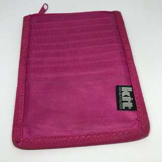 KIT (Keeping it Together) Pink 18-pc Card Wallet