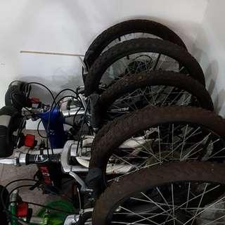 Aleoca Folding Bikes