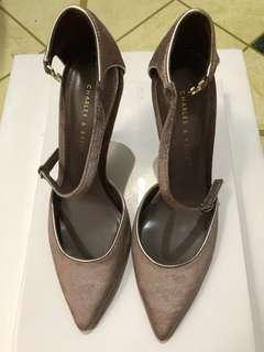 Charles & Keith - formal wear pumps