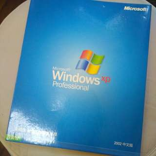 正版Windows XP Professional
