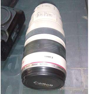 CANON EF 100-400mm ZOOM LENS