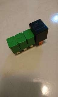 Evo X relay ( improved version )