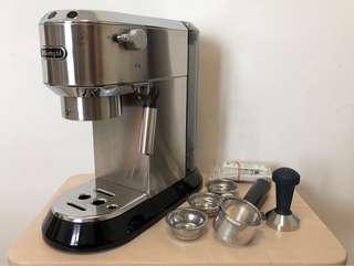 De'Longhi Coffee Machine EC685.M