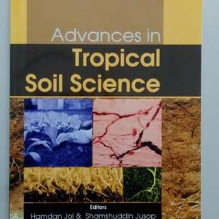 Advances in Tropical Soil Science UPM