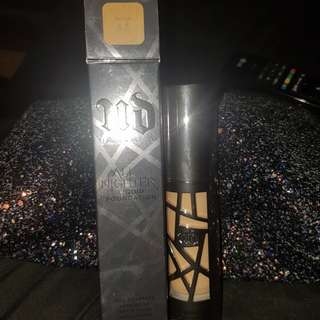 Authentic Urban Decay All Nighter Foundation 4.5