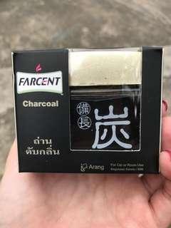 Farcent charcoal