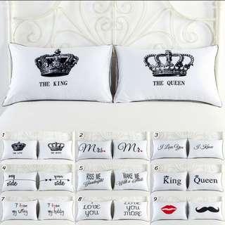 2pcs pillowcase