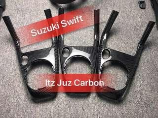 Suzuki Swift Gear panel