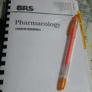 brs pharmacology