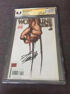 Wolverine Origins #10 CGCSS 8.5 Comic