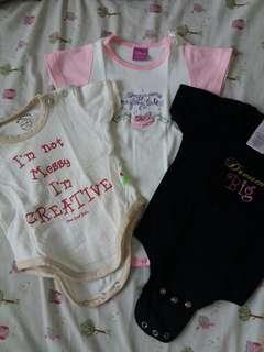 Branded onesies