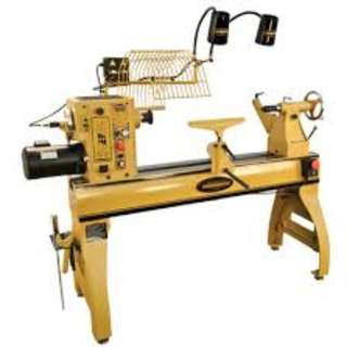 [Square] art wood POWERMATIC heavy fine woodworking lathe US imports