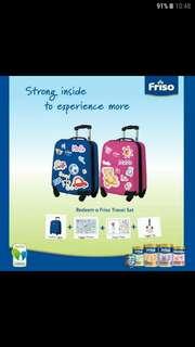 Friso Luggage (blue)