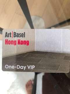 Art basel 2018 ticket