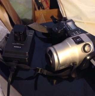 Canon powershot DSLR 70