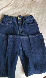 Preloved Old Navy Boot Cut Jeans - Size 5
