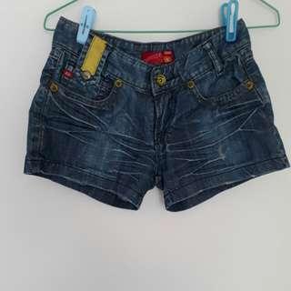 牛仔褲(S)(新)