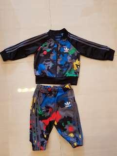 Adidas baby apparel 3-6months