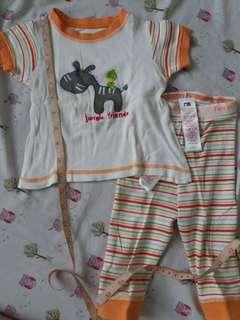 Shirt and pajama