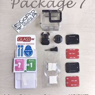 Package 7 (11 in 1) - Go Pro Accessories Bundle (Batch 2)