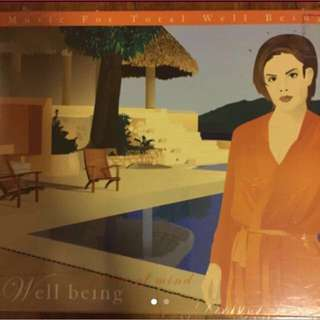 Well Being - Peace Of Mind ( CD )