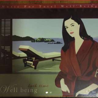 Well Being - Bath Time ( CD )