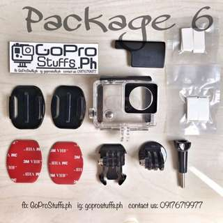 Go Pro Accessories Promo Bundle Deals - Package 6 (10 in 1)