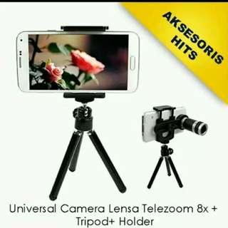 Zoomer untuk kamera hp free ongkir jabodetabek