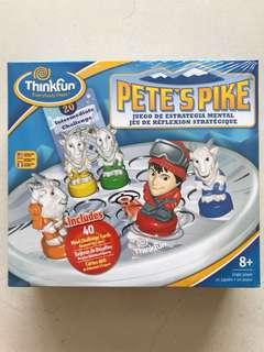 Board Game - Thinkfun Pete's Pike