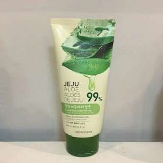 the face shop aloe