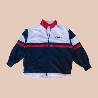 Ellesse Windbreaker Jacket (Authentic; Vintage)