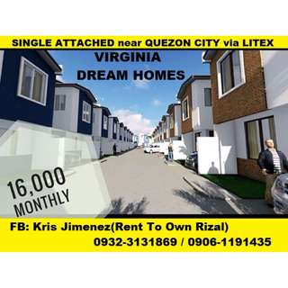 Virginia dreamhomes pinakamurang single attached walking distance from hiway