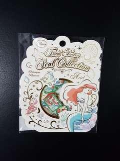 BN Mermaid Ariel Stickers (watercolour)